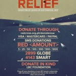 more ways on how we can help sendong victims