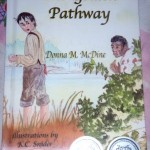 the golden pathway by donna m. mcdine, a review + a giveaway