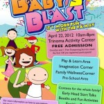 where-to-weekend: obm baby blast 3 ~ it's more fun with the family