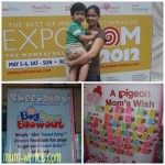our expo mom 2012 experience