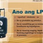 of lpg basics + safety tips