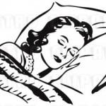 having enough sleep lately?