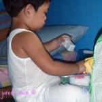 of toddlers and home safety