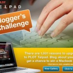 Join the PLDT TelPad's Blogger Challenge to win a MacBook Pro!
