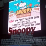 Hip + Trendy Holiday Fashion for Children unveiled at Snoopy's Holiday Street Fair