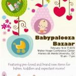 Where-to-Weekend: Babypalooza Bazaar, ADMU Campus