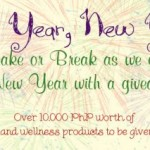 Make Or Break's New Year, New You Giveaway
