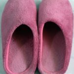 Pink Fluffy Slippers for My Feet