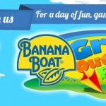 Where-To-Weekend: The Banana Boat Great Outdoor Fun