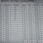 The 52-Week Money Challenge