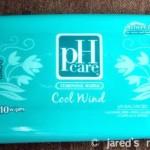 Handy + Hygienic pH Care Feminine Wipes