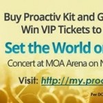 Buy Proactiv + Get A Chance To Win Alicia Keys Concert Tickets!
