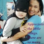 Mum Inspires: Let's Appreciate The Little Things
