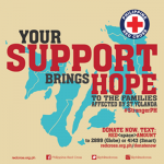 Let Us Help The Victims Of Super Typhoon Yolanda