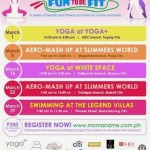 Win Tickets To The Mom & Me Fun To Be Fit Events!