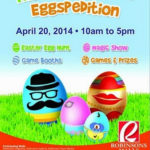 Places To Go For Easter Egg Hunting 2014