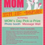 Where To Celebrate Mother's Day 2014
