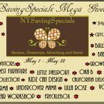 NY Savings Specials Mega Giveaway {US Only}