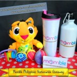 Momble Philippines Nationwide Giveaway Winner!