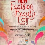 Ready Your Christmas List For The NEW Fashion & Beauty Fair Year 2!
