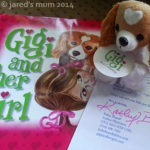 Book Review: Gigi & Her Girl By Kathy Brandt