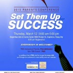 TMA Homeschool's 2015 Parents Conference: Set Them Up For Success