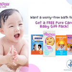 Here's Your Chance To Win A TriSoPure Baby Wash Gift Pack From Unilab