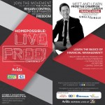Explore Investment Opportunities With Francis Kong In Avida's Homepossible: Live Free! Conference