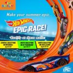 Event Alert: Join The Hot Wheels Epic Race