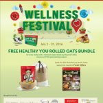 Let's Join The Journey To A Healthier Life With Robinsons Supermarket Wellness Festival