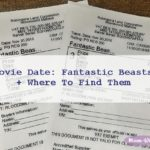 Movie Date: Fantastic Beasts + Where To Find Them