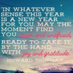 Thankful Thursday: Of Joy + Gratitude
