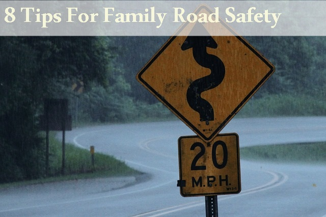 tips and tricks, road safety, parenting tips, traveling with children