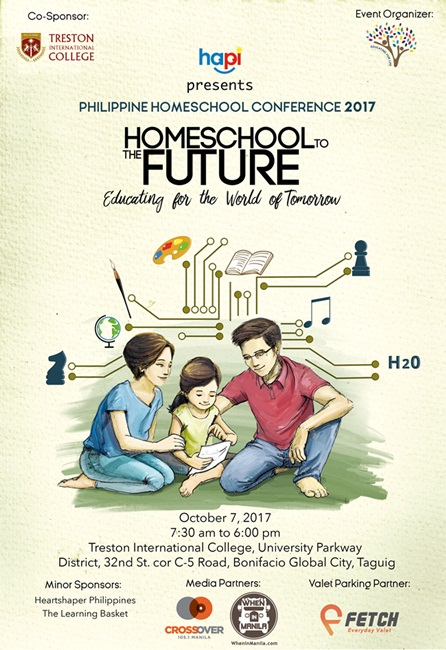 homeschooling, announcement, parenting 101, parenting expo, education
