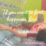 Thankful Thursday: Of Finding Gratitude + Happiness