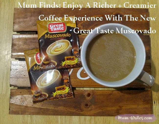 mum finds, products and brands, coffee
