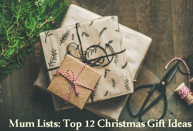 mum lists, tips and tricks, Christmas gift ideas, gift ideas, Christmas