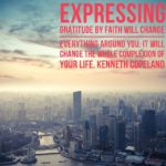 Thankful Thursday: Of Gratitude + Faith