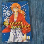 Mum Reads: Rurouni Kenshin Volume 1 {#1-3}