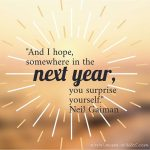 Mum Inspires: Surprise Yourself This New Year