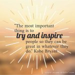 Mum Inspires: Try + Inspire People