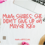 Mum Shares: She Didn't Give Up on Mayor Isko