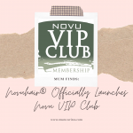 Mum Finds: Novuhair® Officially Launches Novu VIP Club