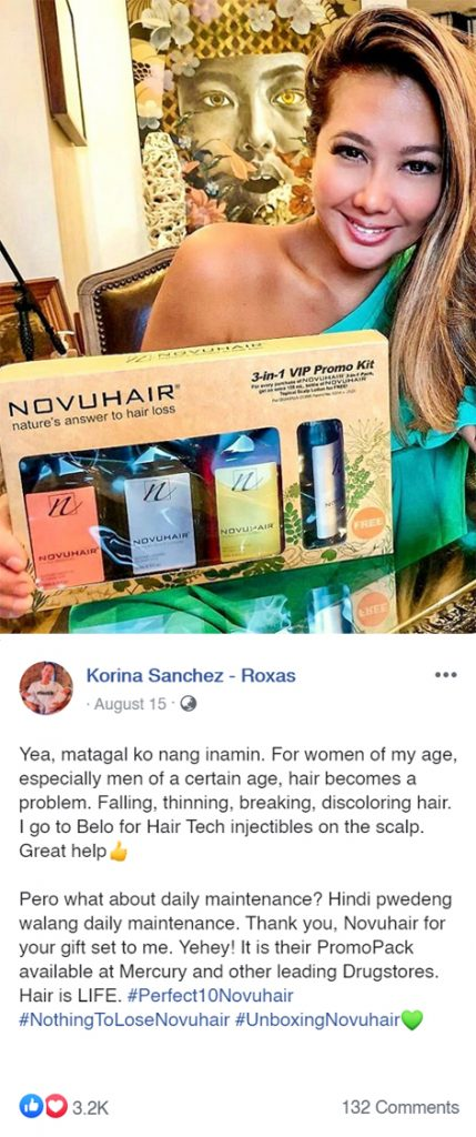 announcement, health and beauty, products and brands, promos in the Philippines, press release, natural hair care products, hair products